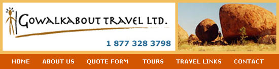 GoWalkabout Travel Ltd Logo