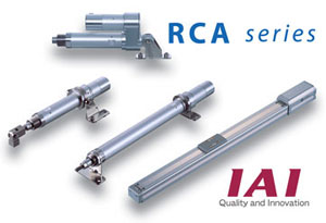 ROBO Cylinder RCA Electric Linear Actuator