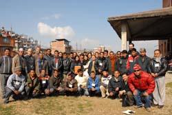 Microenterprise Workshop Participant