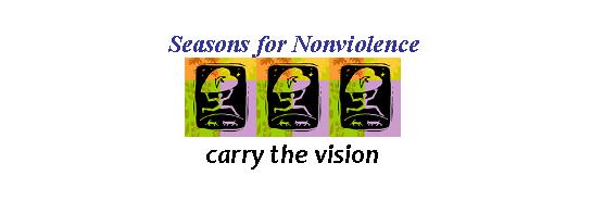 Season for Nonviolence