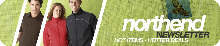 North End Newsletter - Hot Items and Hot Deals