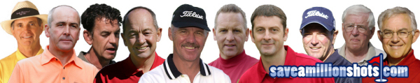 Golf Instruction Videos and Articles from the World's Top Golf Coaches on the new golf community www.saveamillionshots.com