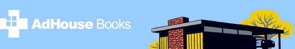 AdHouse Books Email Header