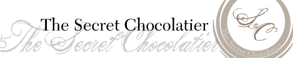 The Secret Chocolatier Newsletter Banner