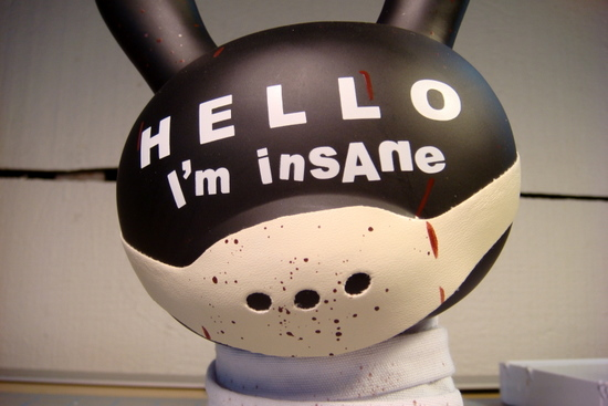 Hello I'm Insane Dunny