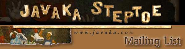 Javaka Steptoe Mailing List
