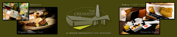 The Creamery Restaurant & Inn