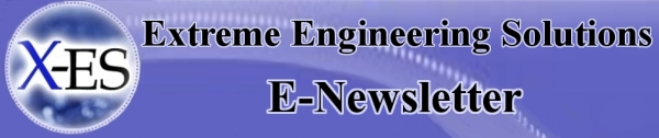 Extreme Engineering Solutions (X-ES) E-News