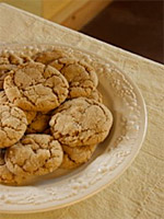 emmer chocolate esspresso cookies