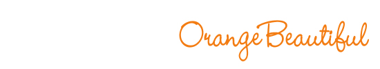 OrangeBeautiful Mailing List Sign-Up
